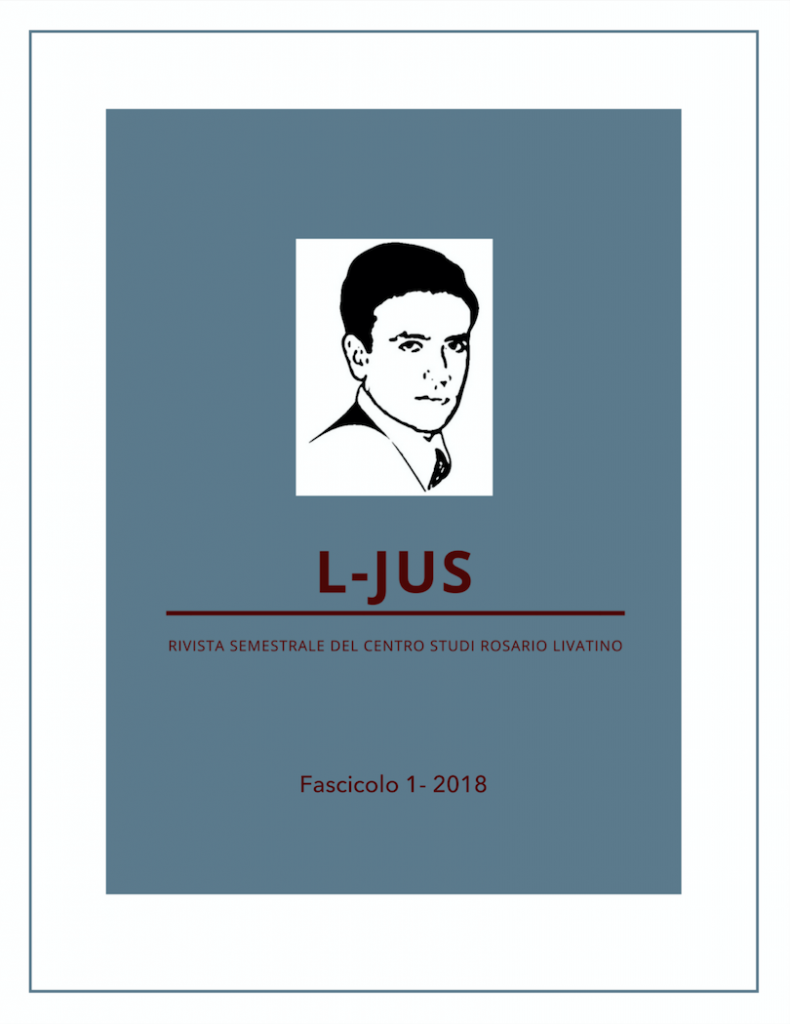 L-jus copertina n.1_2018